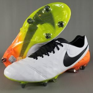 Nike Shoes - Nike Tiempo Legend VI SG-PRO Soccer Cleats Men 8.5